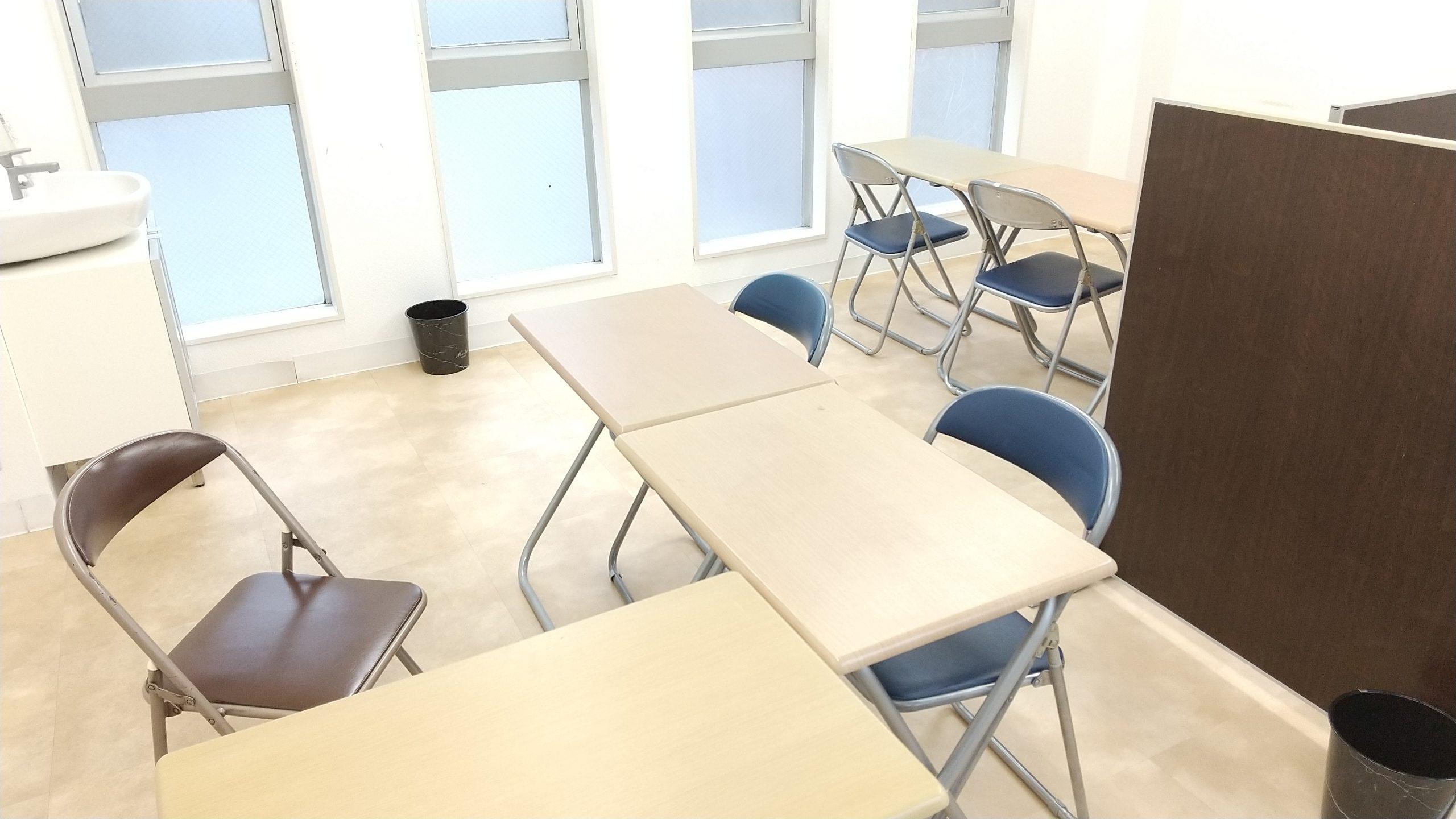牧野教室の風景